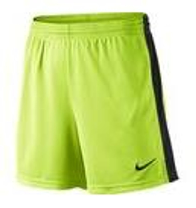 Nike WMNS Just Kickin It 2-N-1 Short - Black/Neon Yellow
