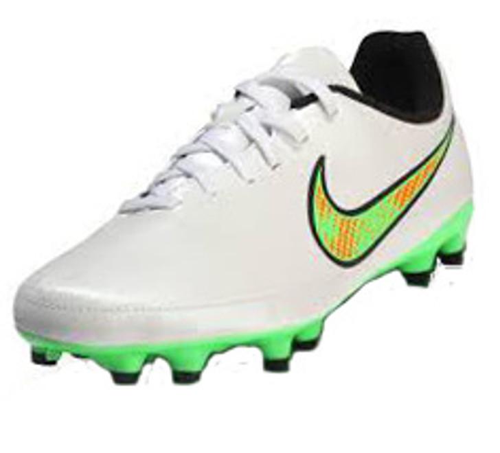 Nike Jr Magista Onda FG - White/Green RC