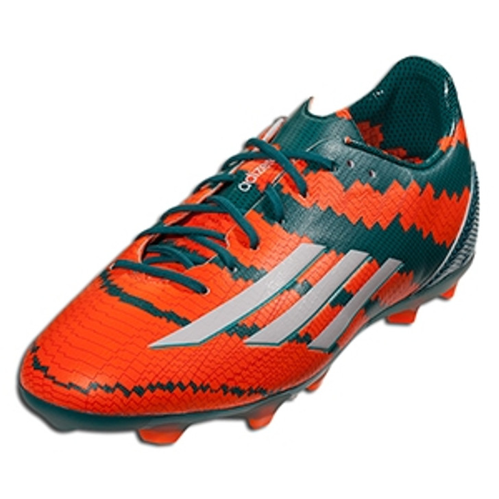 adidas Youth Messi 10.1 FG - Teal/Orange SD (11219)