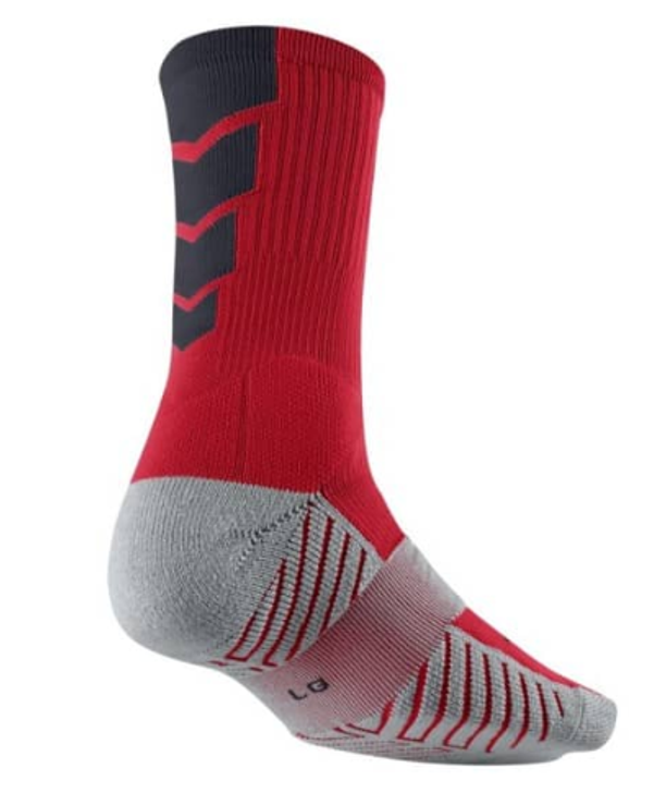 Nike Stadium Crew Sock - Red/Black