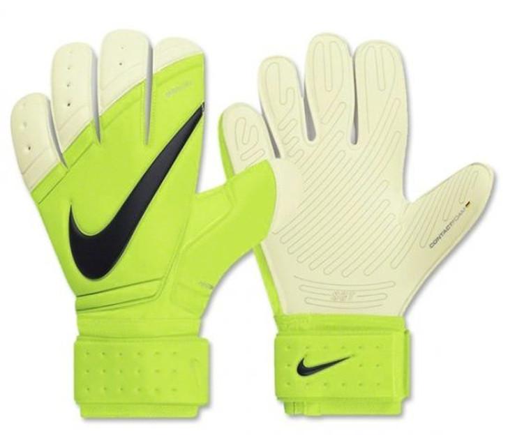 Nike Premier SGT GK Glove - Volt/White- SD (012320)
