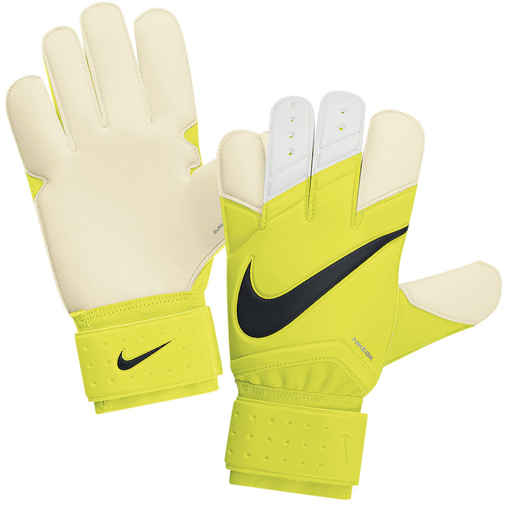 Nike Grip3 GK Glove - Volt/White (013119)