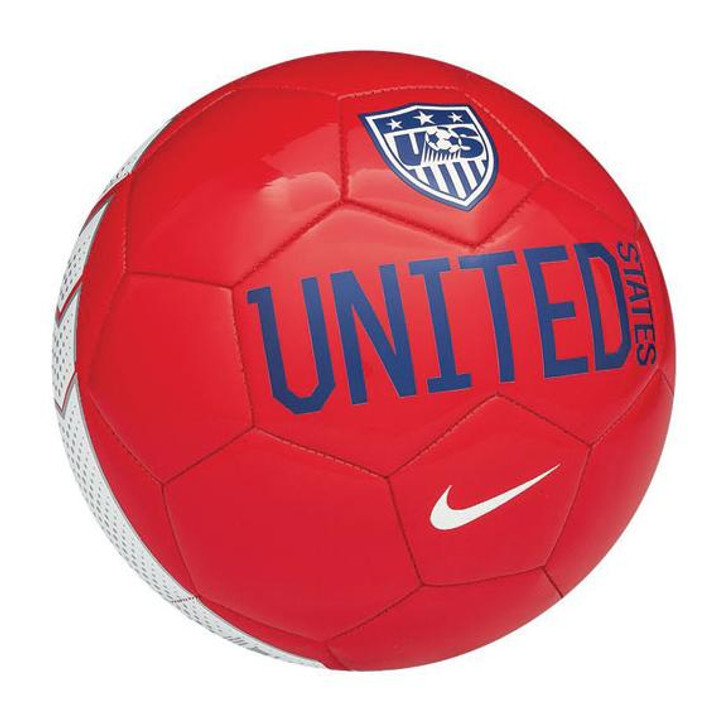 Nike USA Supporters Ball - Red/Blue