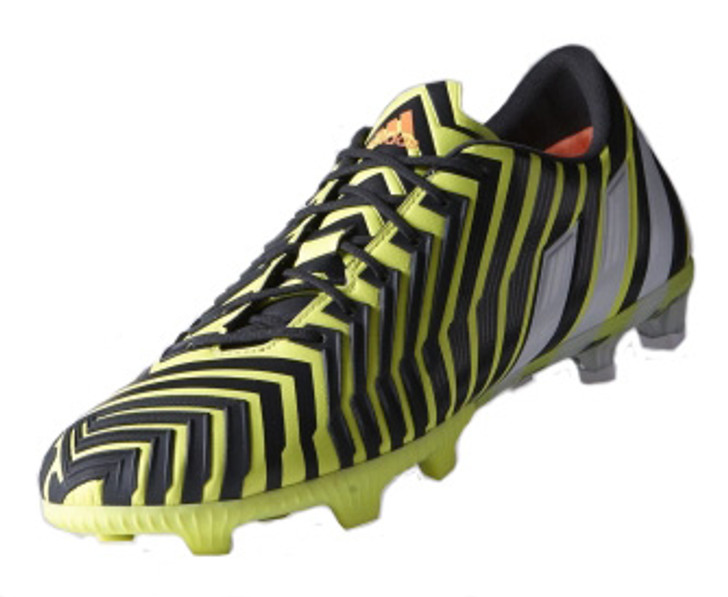adidas Predator Instinct FG - Yellow/Grey  (1719)