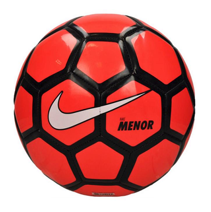 Nike Menor Futsal Ball - Red/Black