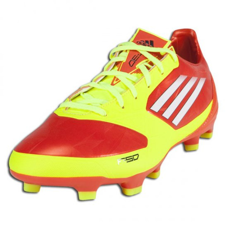 adidas F30 TRX FG- High Energy/Electricity/White RC (11219)