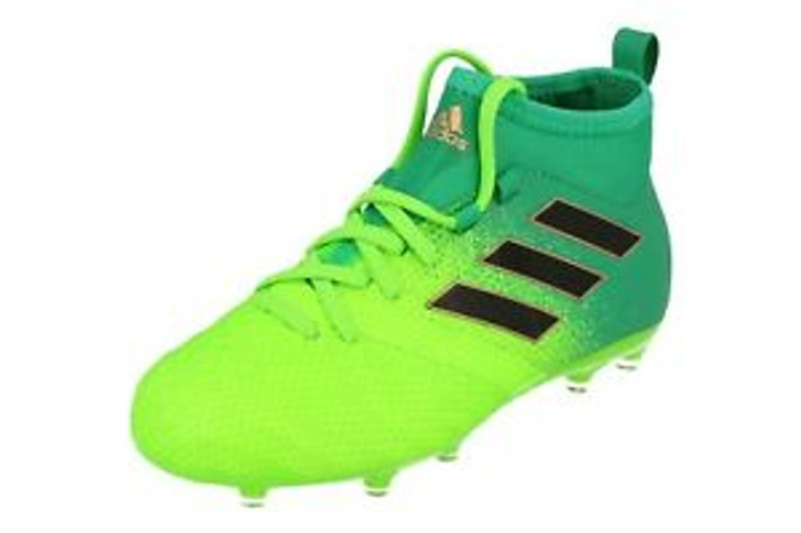 adidas Jr ACE 17.1 FG/AG - Solar Green/Core Black/Core Green SD (121019)