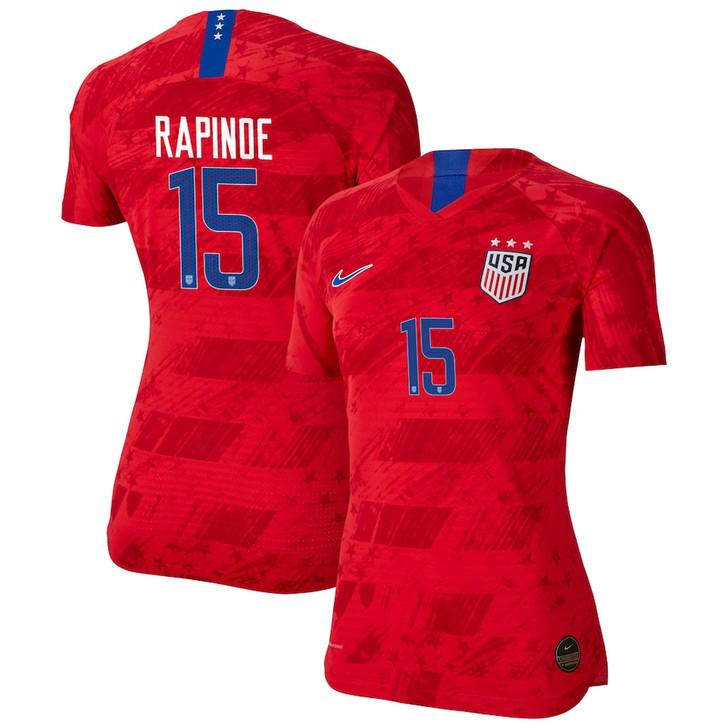 Nike Women's USA National Team Away 2019 (Rapinoe 15) Jersey
