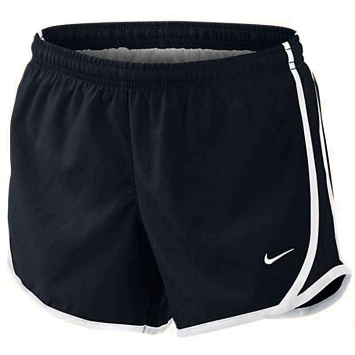 Nike Girls Tempo 3 Inch Running Shorts - Black