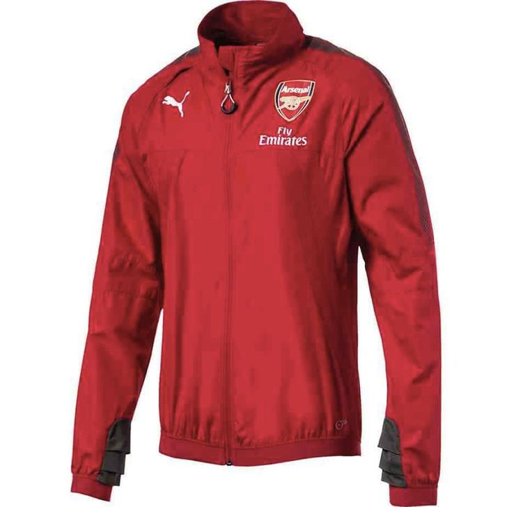 Puma Arsenal FC Vent Thermo-R Stadium Jacket - Red/Black (123119)
