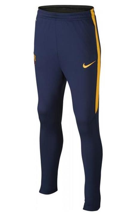 Nike Boys FCB Strike Tech Pants - Loyal Blue/Gold SD (122719)