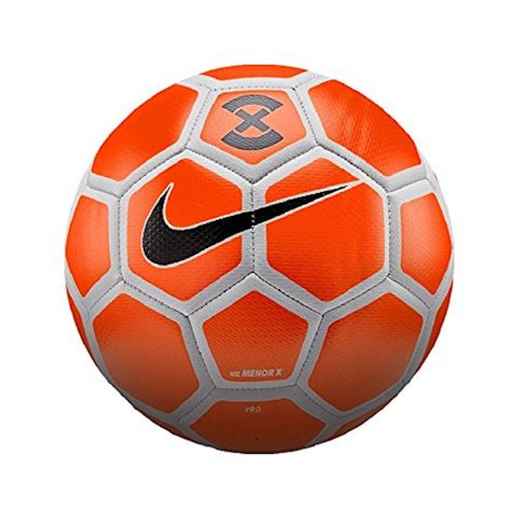 Nike Menor X Futsal Ball - Bright Orange/White/Black SD (012120)