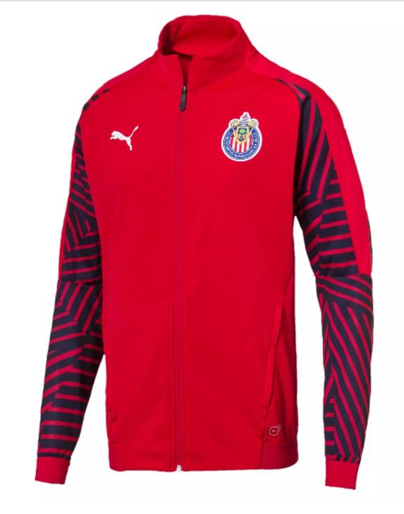 Puma Men's Chivas Stadium Jacket- 753252-05