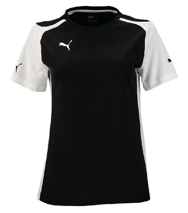 PUMA Womens Speed Jersey - Black/White (012920)
