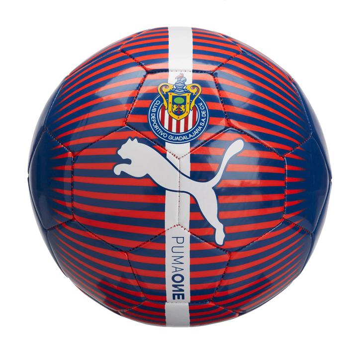 083008-01 Puma Chivas de Guadalajara Fan soccer ball.