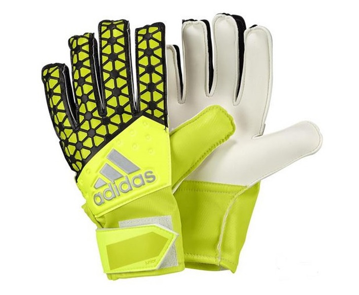 adidas Ace Replique Gloves - Yellow/Black RC