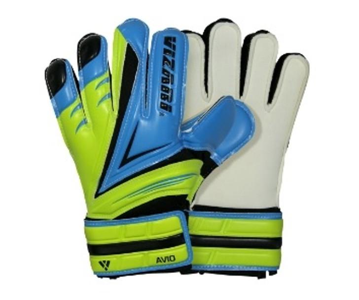 Vizari Avio F.P. Gloves - Blue/Green
