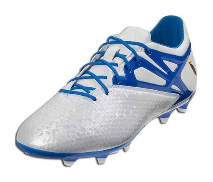 Adidas Messi 15.2 - True White/Prime Blue/Core Black RC (041319)