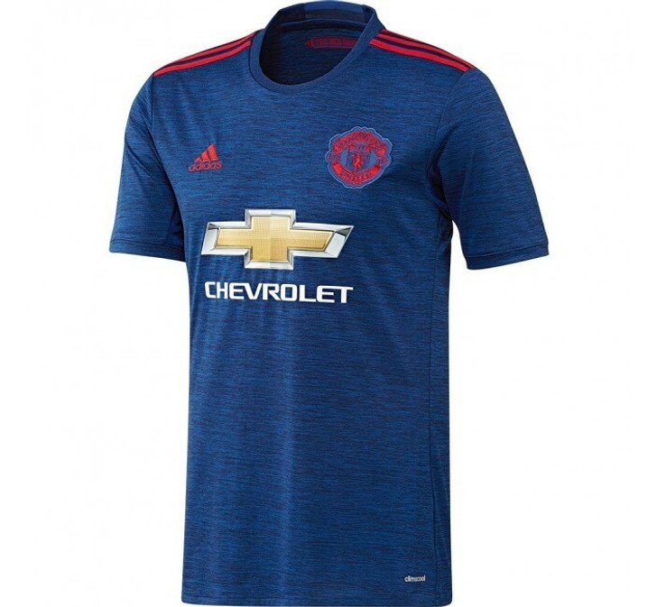 Adidas Manchester United 16/17 Away Jersey- AI6704