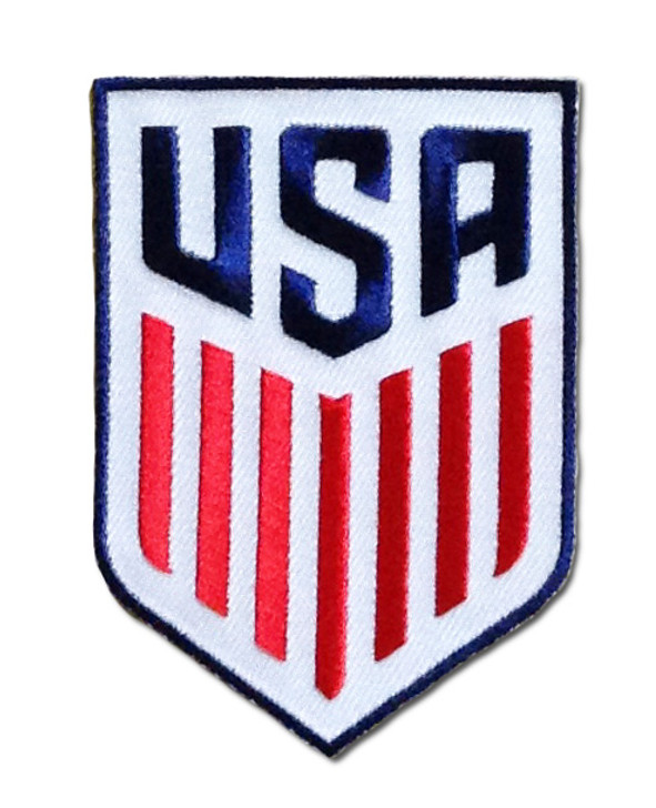 USA Federation Patch - White/Red/Blue
