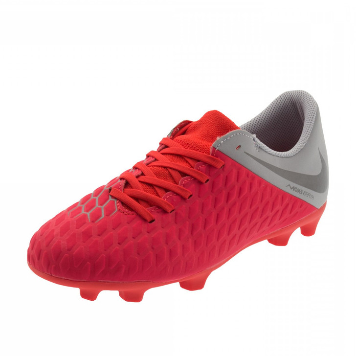 Nike Jr. Hypervenom 3 Club FG- AJ4146-600