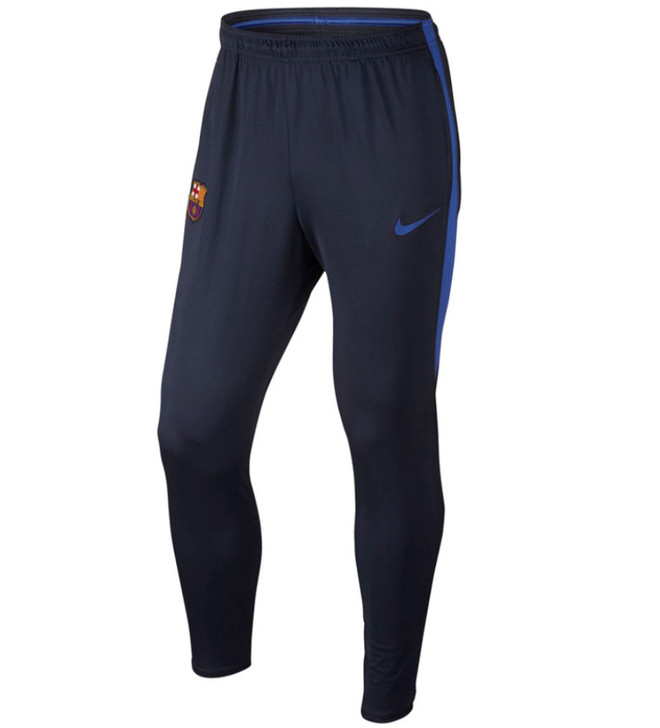 Nike Youth FC Barcelona Squad Pant - Obsidian/Royal Blue  (122919)
