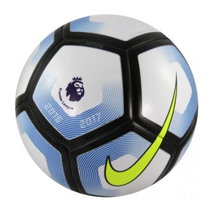 0ff026f42269 Nike Pitch Ball - White/Black/Blue - ohp soccer