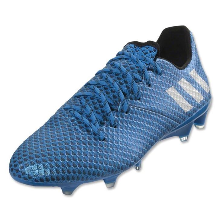 adidas Messi 16.1 FG - Shock Blue/Silver Metallic RC (061119)