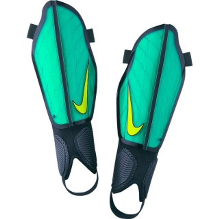 Nike Protegga Flex Football Shin Guards - Clear Jade/Black/Volt (122819)