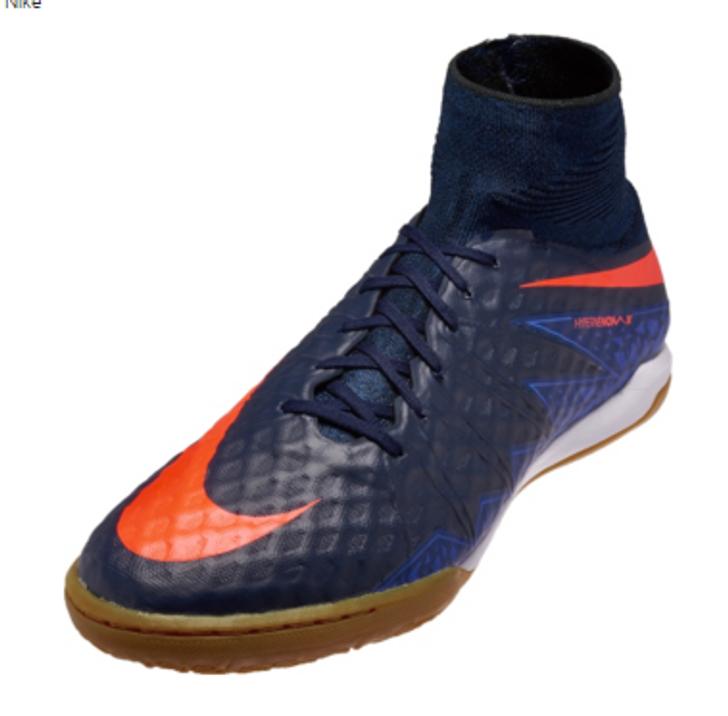 Nike HypervenomX Proximo IC - Obsidian/Coastal Blue/Total Crimson (123118)