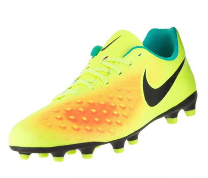 Nike Magista Ola II FG - Volt/Black/Total Orange/Clear Jade