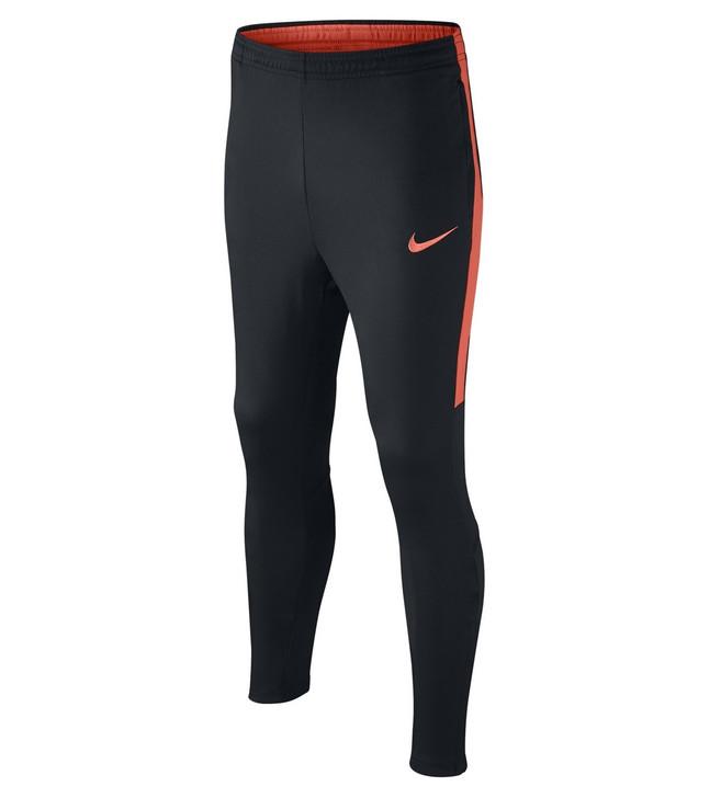 Nike Dry Academy Big Kids' Soccer Pants  - Black/Crimson SD (122619)