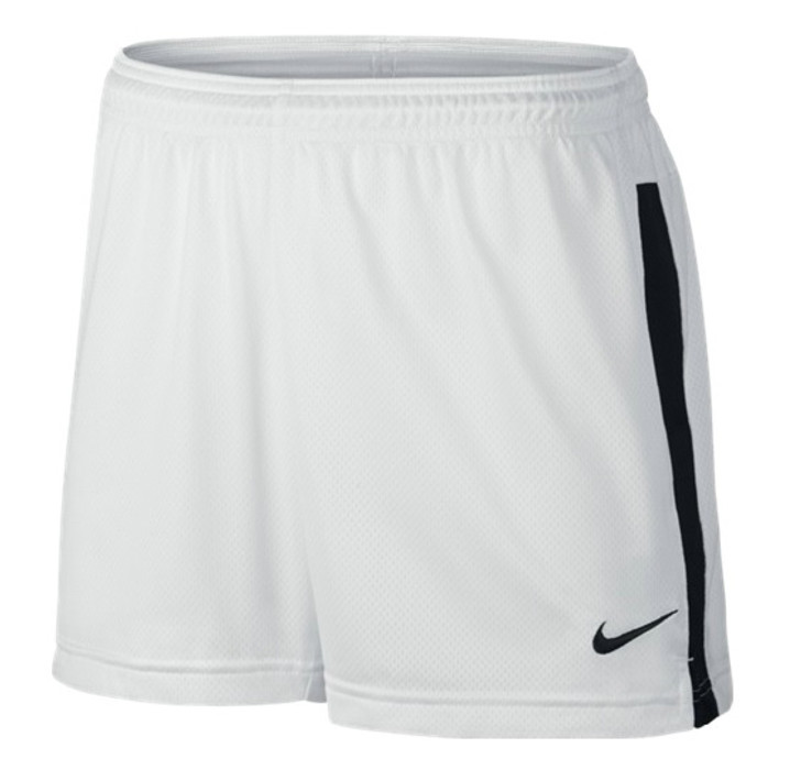 Nike  Academy Knit Women's Soccer Shorts - White SD (122419)