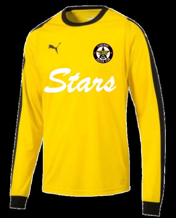 Claremont Stars GK Jersey - Puma Liga Youth and Adult