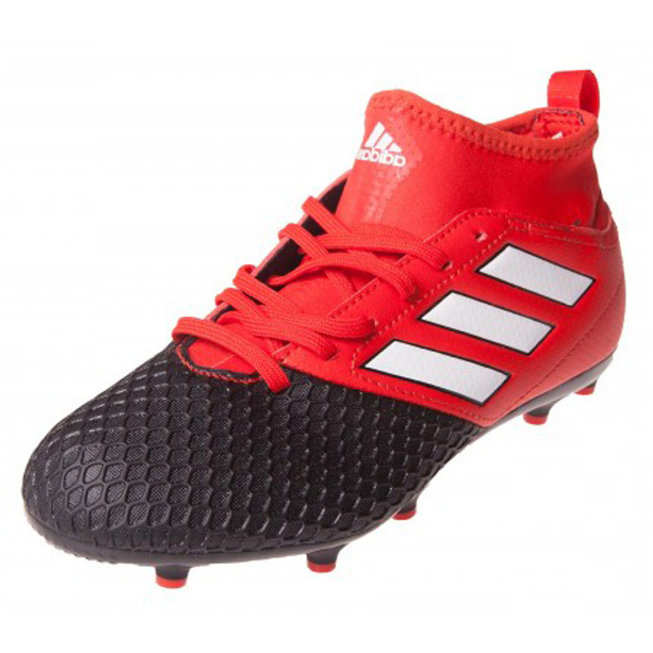 adidas Ace 17.3 J FG - Red/White/Core Black SD(010620)