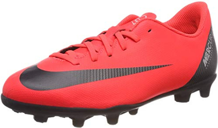 KIDS MERCURIAL VAPOR CR7 SOCCER CLEATS AJ3095-600