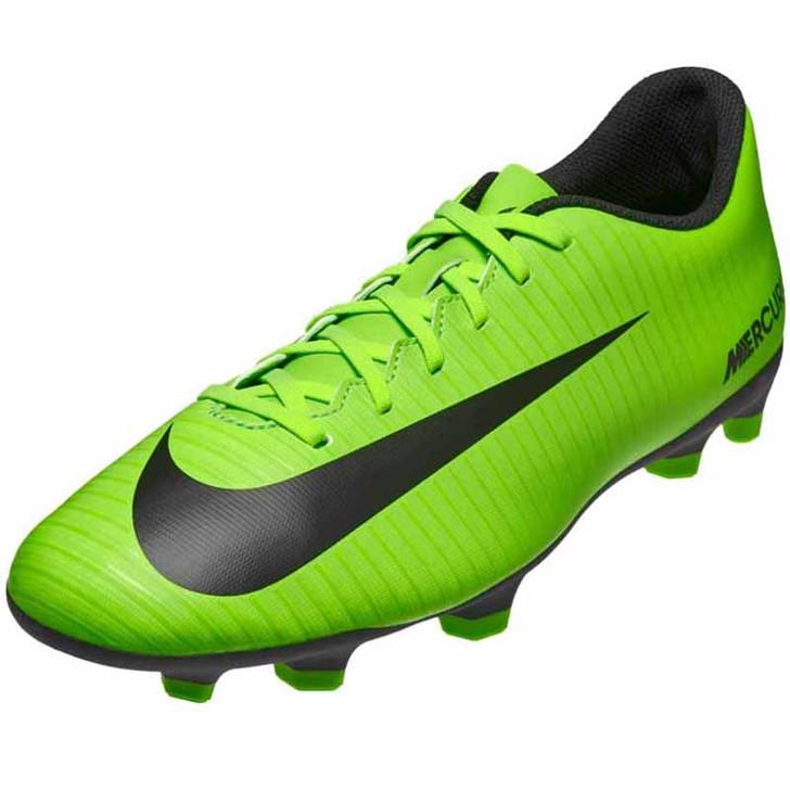 Nike Mercurial Vortex III FG - Electric Green/Flash Lime- SD (081220)