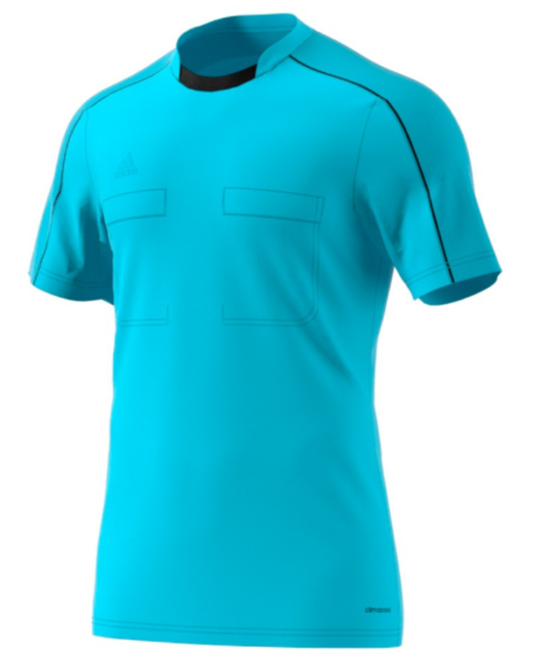 adidas Referee 16 Jersey - Bluglo/Black (020520)