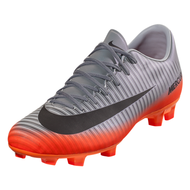 new arrivals d320f f33c2 Nike Mercurial Victory VI CR7 FG - Cool Grey Metallic Hematite RC (052519)  ...