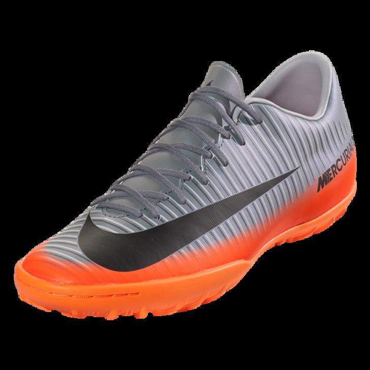 Nike MercurialX Victory VI CR7 TF - Cool Grey/Metallic Hematite