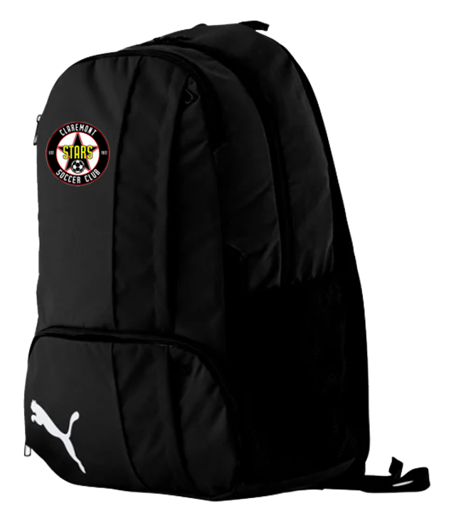 Puma Team Goal Backpack with Crest