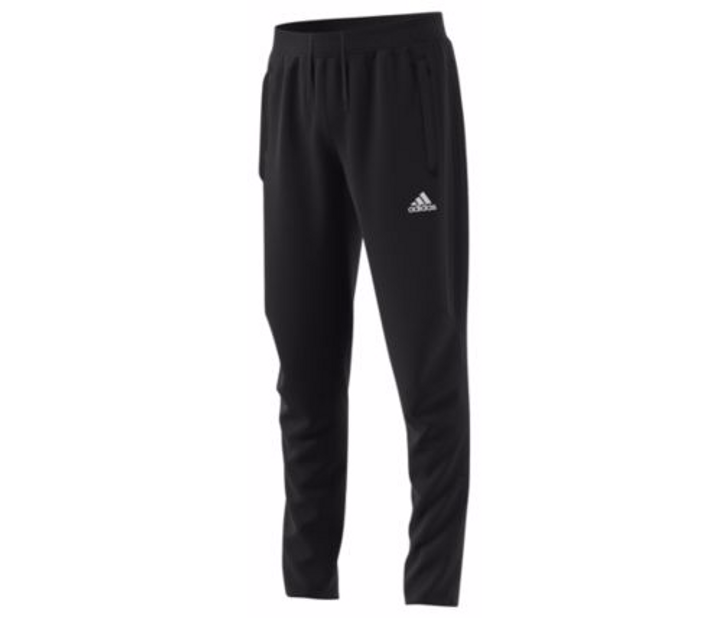 adidas Youth Tiro 17 Training Pant - Black/Black (122019)