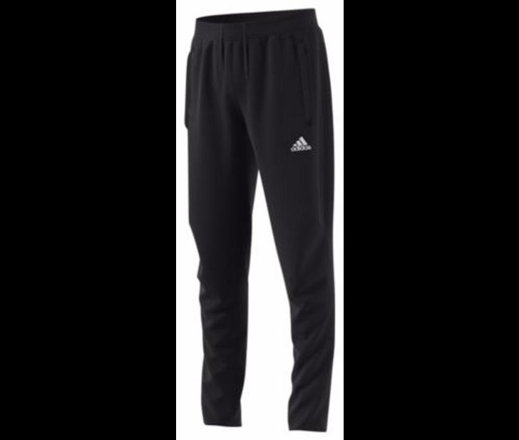 adidas Youth Tiro 17 Training Pant - Black/Black (122019)