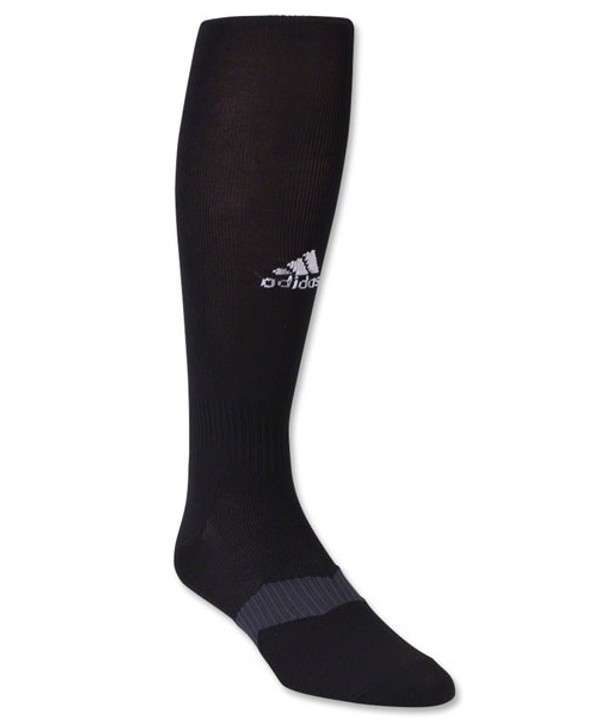 adidas Metro IV Sock - Black/White/Night Gray