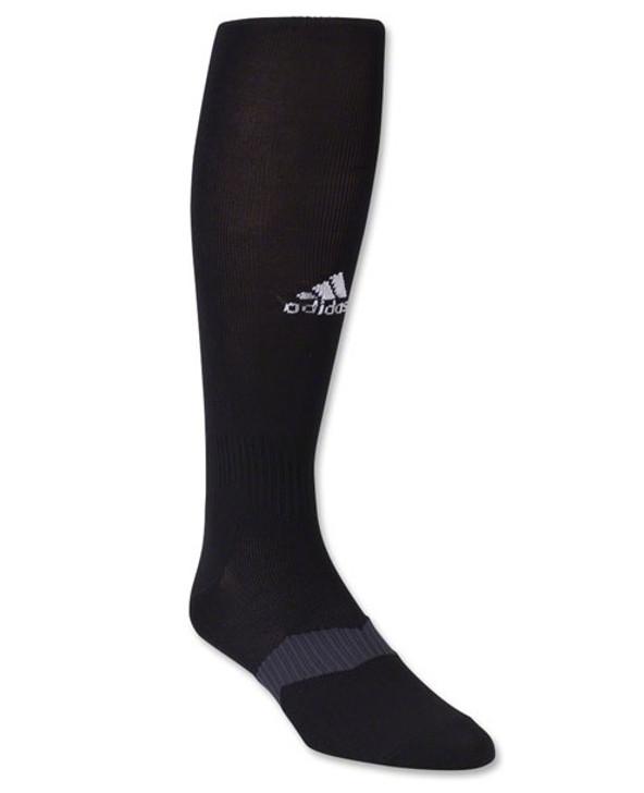 adidas Metro IV Sock - Black/White/Night Gray