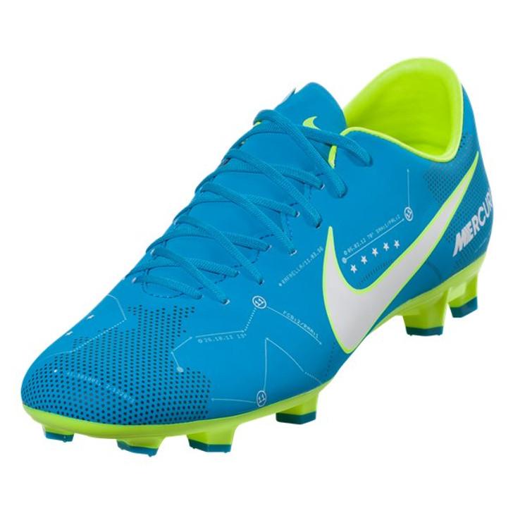 Nike Mercurial Victory  VI Neymar Jr. Blue Orbit/ White RC (052620)