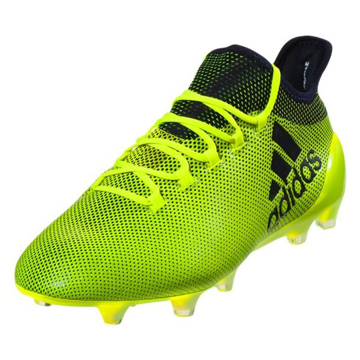 adidas X 17.1 FG - Solar Yellow/Legend Ink (040919)
