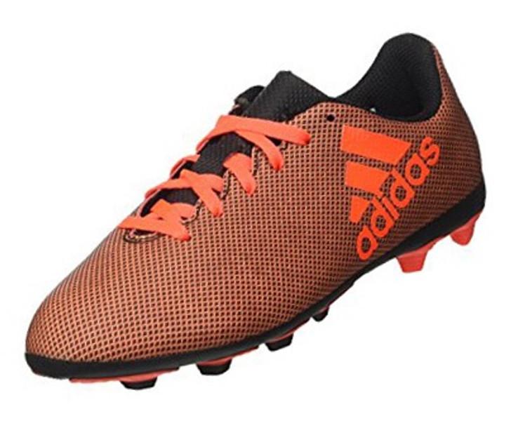 Adidas X 17.4 FG J - Solar Orange/Core Black/Solar Red (02519)