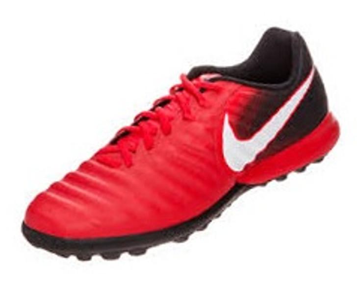 best website 73725 0c56b Nike TiempoX Finale TF - University Red WhiteBlack (11417) ...