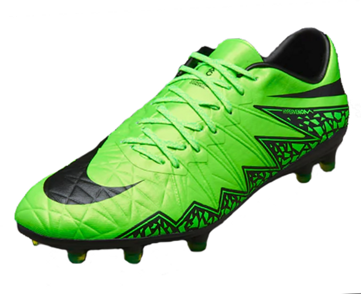 e4bbd5ec2f64 Nike Hypervenom Phinish FG - Green Strike Black-Volt-Black (121318) ...